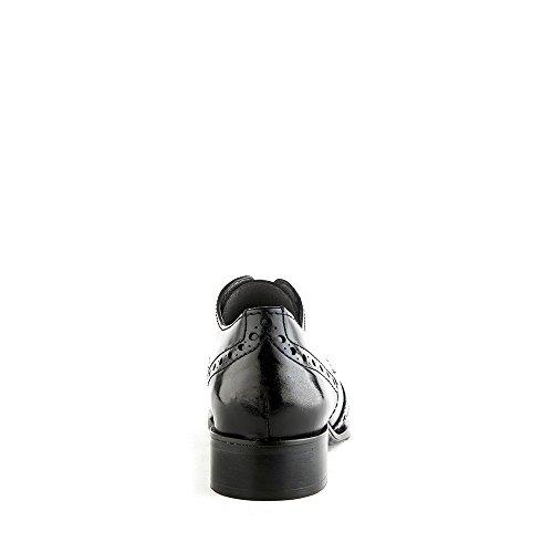 Felmini - Scarpe Donna - Innamorarsi com Tanger 8966 - Scarpe Derby - Pelle Genuina - Multicolore Multicolore