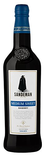 Sandeman Medium Sweet Sherry (1 x 0.75 l)