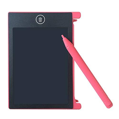 Dandeliondeme 11,9 cm Mini LCD Schreibtafel klar Digital Zeichnungspad Tablet Grafikpad Tablet Memo Nachricht Memo Board Zeichnung Kunst für Kinder Schule Kaffee Shop Küche Meeting Malerei -