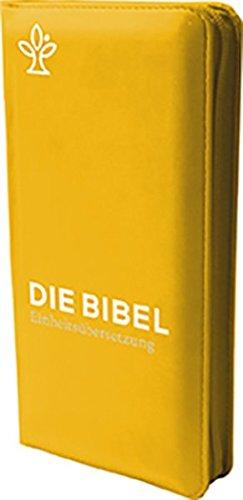Die Bibel. Taschenausgabe curry mit Reißverschluss: Gesamtausgabe. Einheitsübersetzung