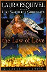 The Law of Love by Laura Esquivel (1996-10-24)