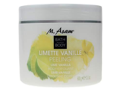 M. Asam® Body Peeling Limette Vanille - 600g