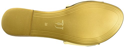 TRUSSARDI JEANS by Trussardi, Damen 79s60253 Slipper Gold
