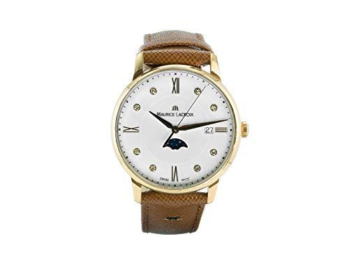 Reloj Cuarzo Maurice Lacroix Eliros Moonphase Ladies, PVD oro rosa