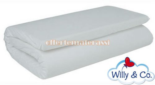 Effetto casa materasso lettino campeggio (solo materasso)