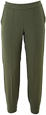 Blugirl Mujer 333800241 Verde Poliéster Pantalón