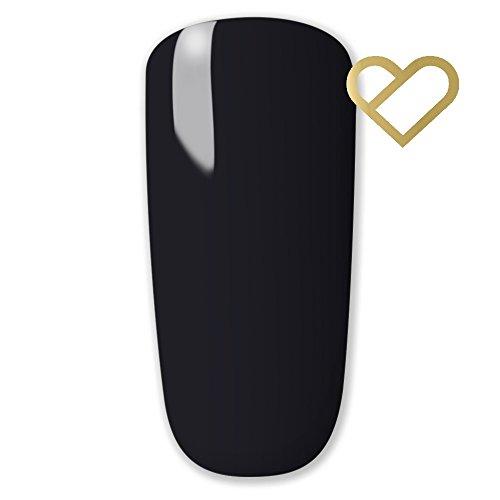 One Step-Gel-Nagellack UV-LED-Soak Off 10ml schwarz Touch vx003Große Reichweite und Sicherheit...