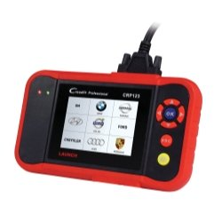 LAUNCH TECH USA Creader Professional 123 Scan Tool Eng/ABS/SRS/AT Tools  Equipment Hand Tools