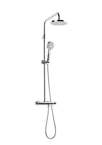 Roca A5A9718C00  Victoria  - Columna termostática para ducha, Cromado
