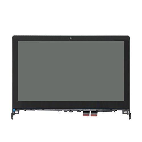 FTDLCD® 14 Zoll FHD LED LCD Touchscreen Digitizer Display Assembly mit Rahmen für Lenovo Flex 2-14D 20404
