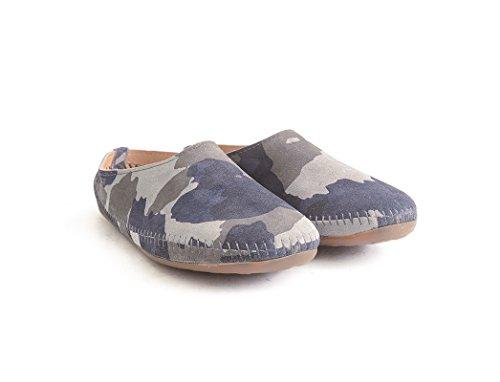 HAFLINGER® Everest Softino, Camouflage, Größe 44 (Camouflage Everest)