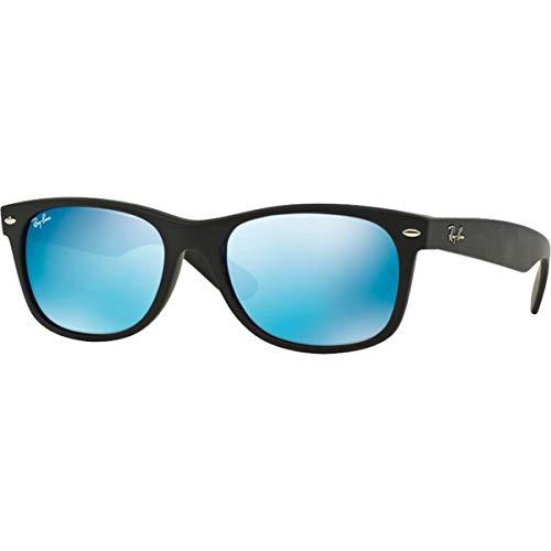 Ray-ban Unisex - Erwachsene Sonnenbrillen  Mod. 2132  ,Blau, Gr.52mm