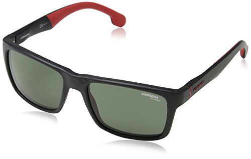 cd33cfe098 Carrera 8024/LS UC Montures de lunettes, Noir (Matte Black), 57
