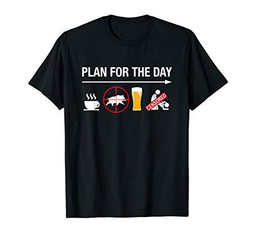 Schwein-Jagd-Geschenke für Mann-Frauen-Eber-Schwein-Jäger T-Shirt