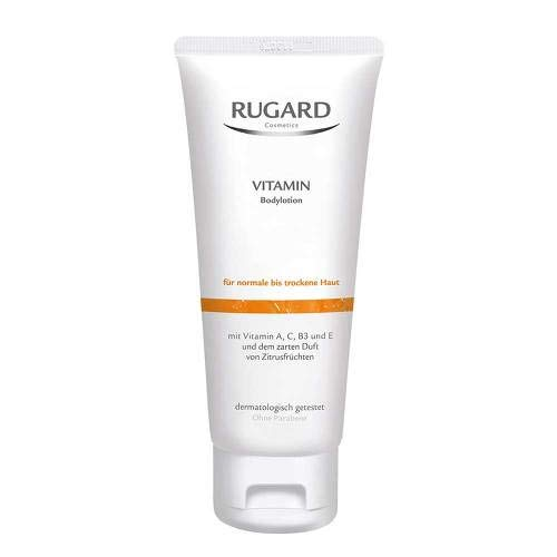 Rugard Vitamin Bodylotion 200 ml - Creme Vitamin