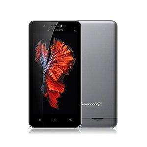 Videocon Graphite V45ED 4G VoLTE Android Smartphone-Grey image