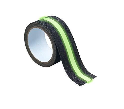 Wenko 87660500 Anti-Rutsch-Leuchtband 2in1, 3 m, zuschneidbar 3 m, zuschneidbar