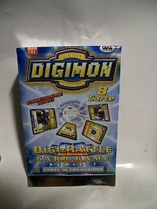 Bandai Digimon Booster Serie 1 englisch