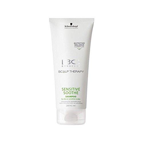 Schwarzkopf Terapia Del Cuoio Capelluto Bc Bonacure Sensibile Shampoo Lenire (Bonacure Terapia Dei Capelli)