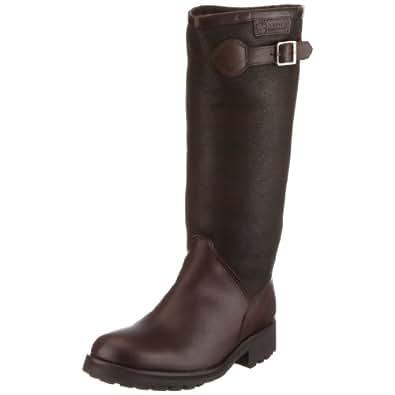 Aigle Chantebelle Sh P185,Damen Stiefel, Braun (dark brown), EU 37
