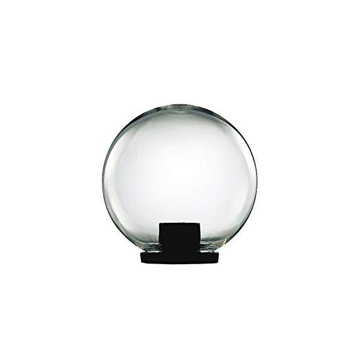 LAMPIONI PER ESTERNO - SFERE GLOBO 'CHIARO DI LUNA' cm. 20 trasparente