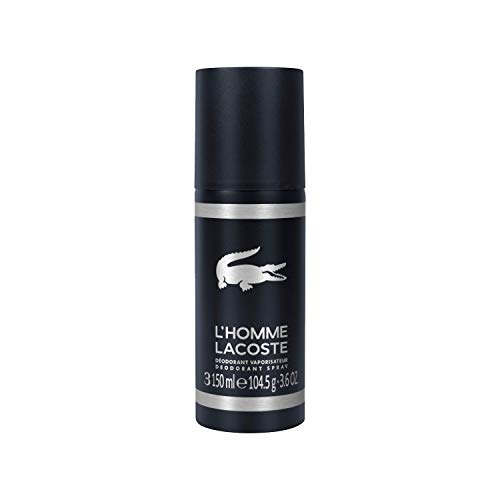 Lacoste L'homme Deodorant Spray, 150 Ml