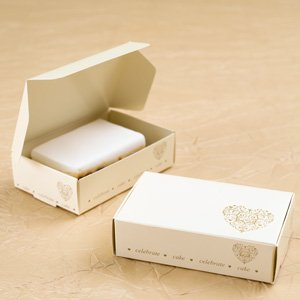 wedding cake slice boxes uk wedding cake boxes for guests co uk 24906