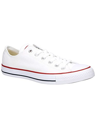 Converse All Star Ox WEISS M7652 Grösse: 37,5 (Low Sneaker All Converse Star)
