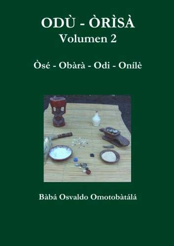 ODU - ORISA Volumen 2