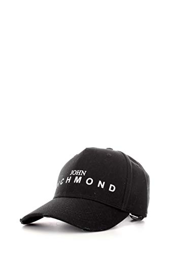 Zoom IMG-2 john richmond rma19276bt cappello uomo