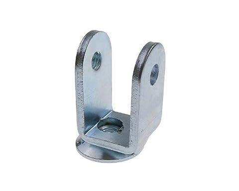 Bike Equipment shock absorber mounting bracket excentric version - 37mm