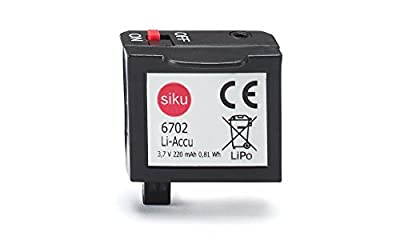 Siku 6702 - Ersatz-Akku von SIKU