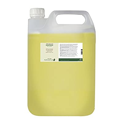 Naissance Grapeseed Oil 5 Litres 100% Pure from Naissance