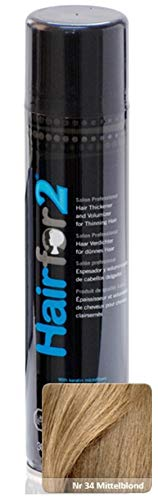 Hairfor2 / Volluma 300ml -SONDERPREIS- Vorheriges Design (mittelblond) Abbld. ähnlich