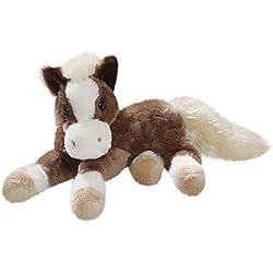 Peluche - Caballo marrón Oscuro (Felpa, 30cm) [Juguete] 3303003
