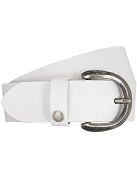 REPLAY Gürtel Damengürtel Ledergürtel Damenledergürtel Weiß 5257