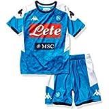 SSC NAPOLI - Kit Gara Home Bambino 2019/2020, Kit Gara Home Bambino 2019/2020 Bambino