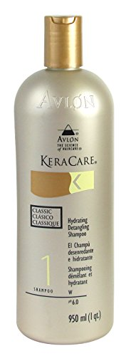 Keracare Hydrating Detangling Shampoo 32oz by Avlon - Hydrating Detangling Shampoo