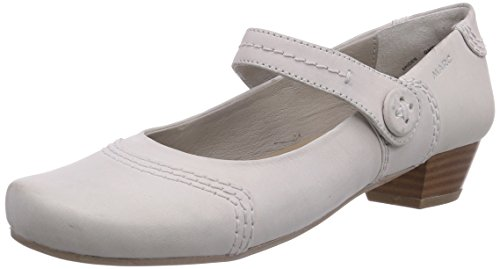 Marc Shoes - 1.461.06-01/210-cameron, Scarpe col tacco Donna Bianco (Weiß (offwhite 210))