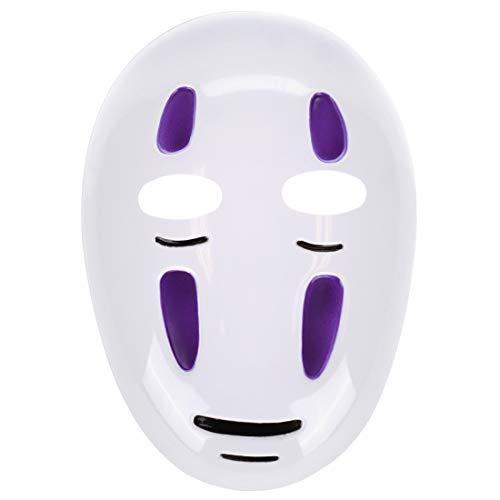 Kostüm Cosplay Chihiro - CoolChange Chihiros Reise ins Zauberland Ohngesicht Maske aus Kunststoff