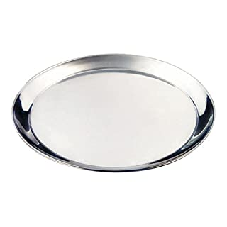 Genware NEV-52039 Tray, Stainless Steel, 12