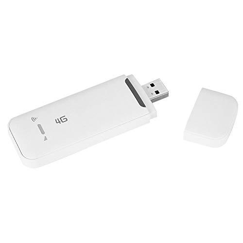 LTE Surfstick,4G Travel Wi-Fi Hotspot Tragbar LTE Modem 4G WiFi Router USB Wifi Modem Wireless Router,Portable 4G FDD B1/B3/B5 USB WIFI Dongle Modem Adapter USB Netzwerkkarte mit SIM TF Karte Slot - Usb-4g-lte-modem