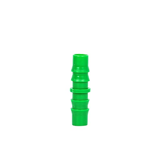 Pepper Agro Drip Irrigation Accessories Plant Watering Straight Connector 16 mm Joiner, Set of 24