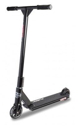 city-scooter-fuzion-z375-black-alu
