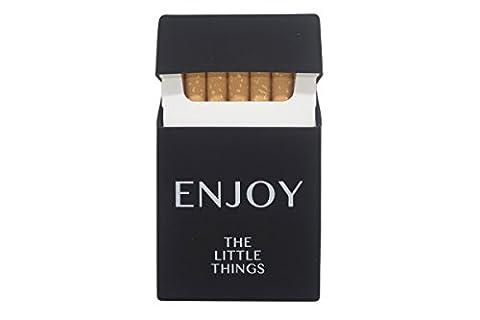 Etui a cigarettes Porte-cigarettes Étuis pour cigarettes SILICO Treat Your Joy