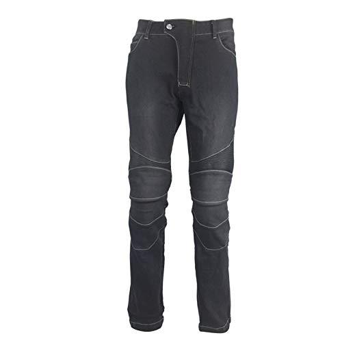 Abbigliamento moto,accessori moto,tuta moto,Pantaloni da motociclista unisex, pantaloni da ciclismo, pantaloni impermeabili traspiranti 2XL