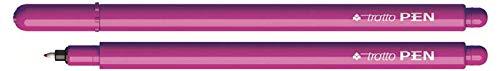 Fila Tratto Pen Metal Fucs.830709 Penne con Punta in Fibra, Multicolore, 8000825830716