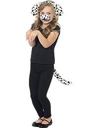 Ropa de descanso para niñas palo de golf para niños 101 de perro de raza dálmata tipo libro Day Kit de accesorios cinta para la cabeza Fancy disfraz de disfraz infantil de