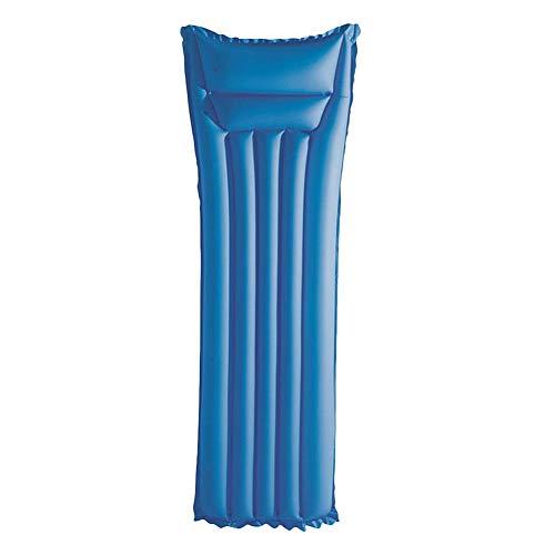 Jannyshop Aufblasbare Schwimmring Schwimmbett Luftmatratze Spielzeug Erwachsene Schwimmen Ausrüstung Wasser Schwimm Row Stuhl 157x89 cm