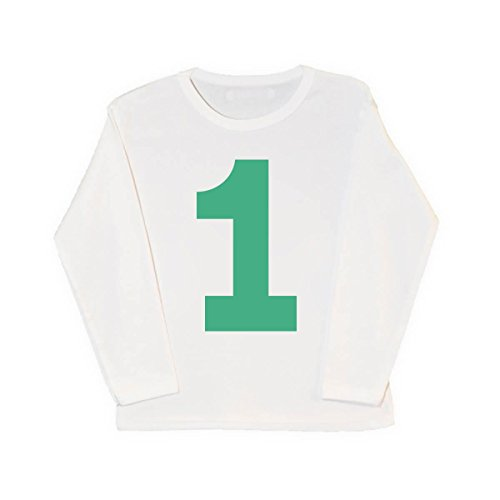 I AM 1 green First Birthday T Shirt | Cool Baby T-shirts, used for sale  Delivered anywhere in Ireland